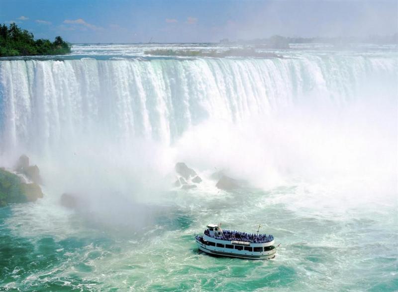 Тур к Ниагарским водопадам